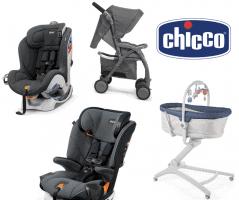 זוהי קריאה לכל ההורים – הזדמנות אחרונה לתפוס את העגלות, כיסאות הבטיחות והבוסטרים של Chicco במחירי בלאק פריידיי!