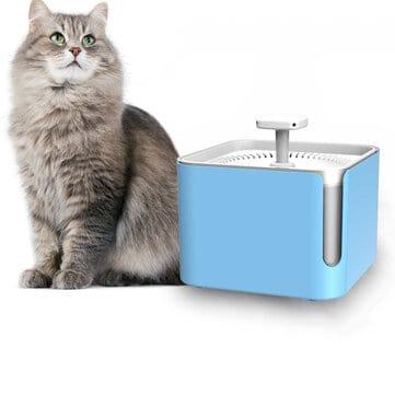 דיספנסר מים זורמים לבעלי חיים – רק ב$38.99