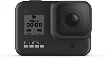 מצלמת אקשן GoPro HERO8 Black רק ב₪997!