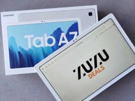 טאבלט Samsung Galaxy Tab A7 64GB רק ב₪816 עד הבית!