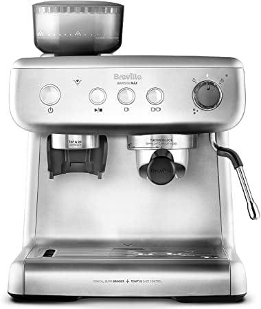Breville Barista Max – מכונת קפה יפיפה רק ב₪1,695