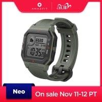 "Amazfit Neo – שעון חכם…בעיצוב רטרו! רק ב32.99$ / 105 ש""ח!"