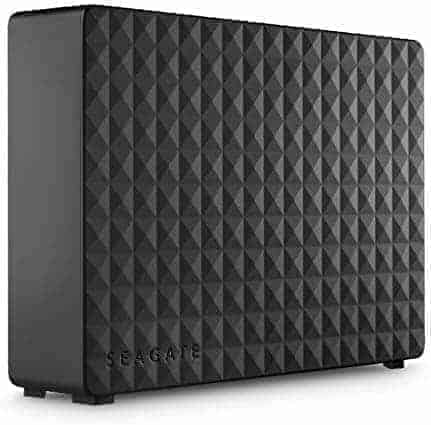 Seagate Expansion Desktop 10TB רק ב₪715!