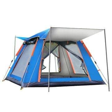 אוהל פופ-אפ אוטומטי ל7 אנשים רק ב₪276 כולל משלוח!