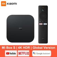 הXiaomi Mi Box S – ה-סטרימר הכי טוב והכי משתלם! תומך סלקום TV, נטפליקס 4K, סטינג TV ועוד רק ב$46.12!