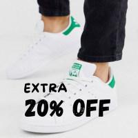 כפל הנחות! אקסטרה 20% הנחה על כל הנעליים שבSALE עד 80% הנחה בASOS!