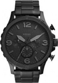Fossil JR1401 | שעון יד אנלוגי יפיפה לגבר מבית פוסיל רק ב₪280 עד הבית! במקום ₪595