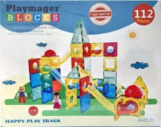 מבצע ממגנט! מגוון הלהיטים של Playmager – משחק המגנטים הכי מבוקש במחירים מעולים!