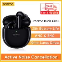 אוזניות Realme Buds Air Pro עם סינון רעשים אקטיבי (ANC) – גרסא גלובלית רק ב$50.76!