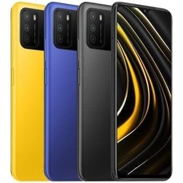 סמארטפון POCO M3 128GB רק ב$155.04 / ₪507 כולל משלוח וביטוח מס!