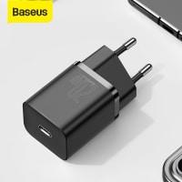 מטען מהיר לאייפון 12 ועוד – Baseus Super Si USB C Charger 20W רק ב$9.55
