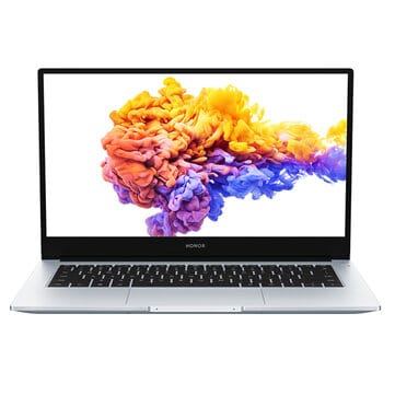 מחשב נייד HONOR MagicBook 14 במהדורת 2021! CORE I5 דור 11, MX450, 16GB/512GB רק ב₪3,941