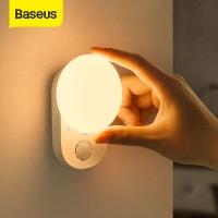 תאורה אוטומטית -חובה בכל בית! Baseus Moon LED – הדור החדש והמשופר כבר כאן החל מ $15.99!