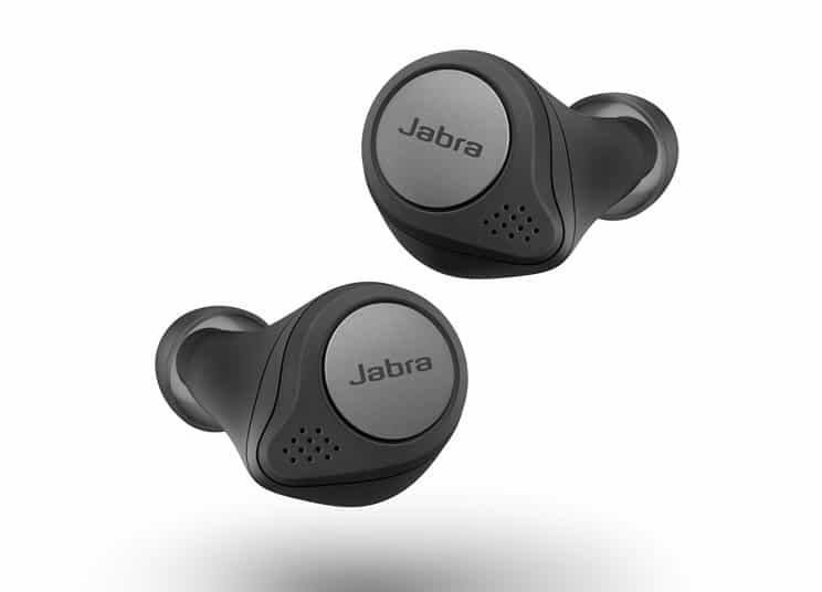 Jabra Elite Active 75t Titanium Black earbuds LB132333288496330236