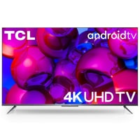 טלוויזיה TCL 75P715 4K 75 אינטש רק ב₪4,392 (בזאפ 5,990 – 4,927 ₪)