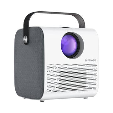 לחטוף! המקרן המומלץ! – BlitzWolf® BW-VP5 HD ללא מכס! רק ב74.99$ כולל משלוח וביטוח מס חינם!