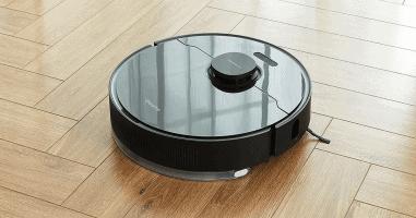 שואב אבק רובוטי – DREAME L10 PRO החדש עם מערכת ניווט LIDAR כפולה ועוצמה של 4000Pa רק ב₪1590!