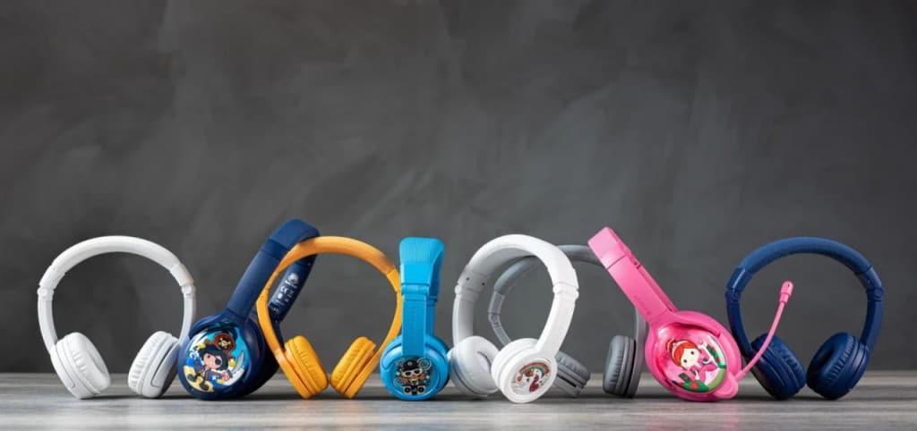 אוזניות לילדים מבצע