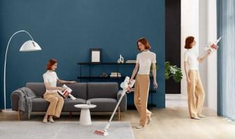 שואב אבק אלחוטי נטען שוטף דגם Xiaomi Mi Vacuum Cleaner G10 רק ב₪949! (יבואן מקביל/רשמי!)