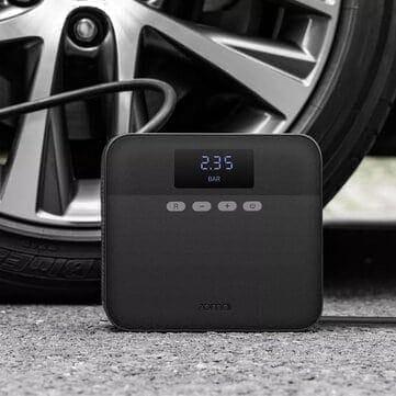 מומלץ בכל רכב! מדחס אוויר קומפקטי לרכב מבית שיאומי – Xiaomi 70mai Air Compressor Lite ב$31.99 עם משלוח חינם!