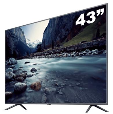"""טלוויזיה חכמה 43"""" UHD-4K Xiaomi דגם L43M5-5ASP רק ב₪1,390 ומשלוח חינם!"""