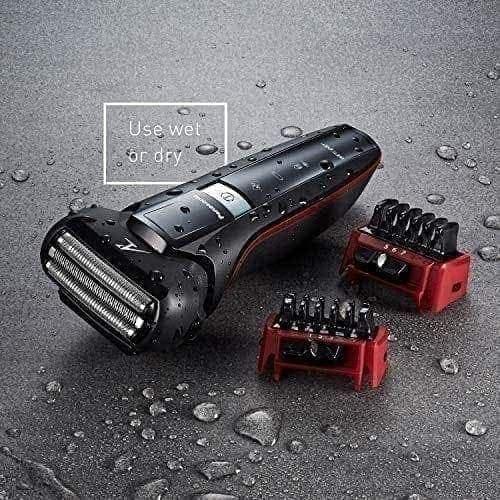 גם מכונת גילוח מעולה וגם קוצץ זקן – באחד וללא מס! Panasonic Hybrid ES-LL41-K רק ב₪243!
