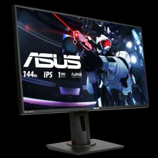 מסך מחשב גיימינג Asus VG279Q 27 LED IPS ב-₪1,398 ומשלוח חינם!