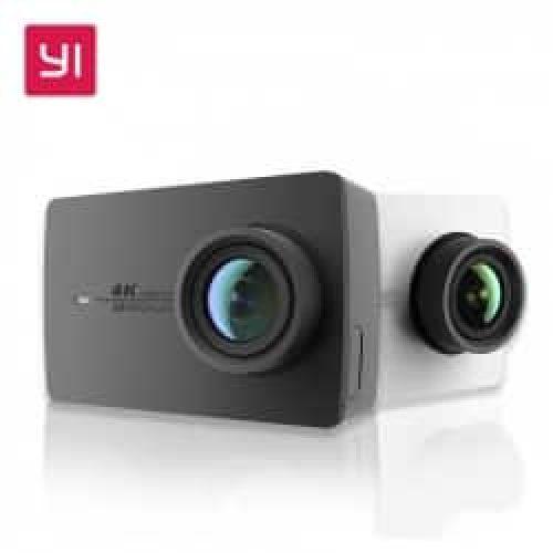 YI 4K Action Camera- מצלמת האקסטרים הכי מומלצת במחיר מעולה! גרסא בינלאומית! רק $156.75