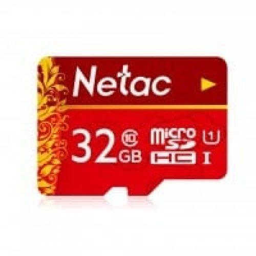 לחסכנים – כרטיס זיכרון מהיר 32GB ממותג טוב ואמין – Netac P500 32GB רק ב5.99$