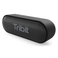 "Tribit XSound Go – רמקול בלוטות' פופלארי במיוחד באמזון בהנחה יפה – סוללה ל24 שעות, עמיד למים, קל, קטן וחזק! אחלה ביקורות – רק ב122 ש""ח!"